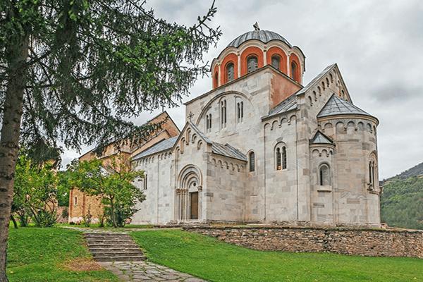 Manastir Studenica - Studenički kamen Živković